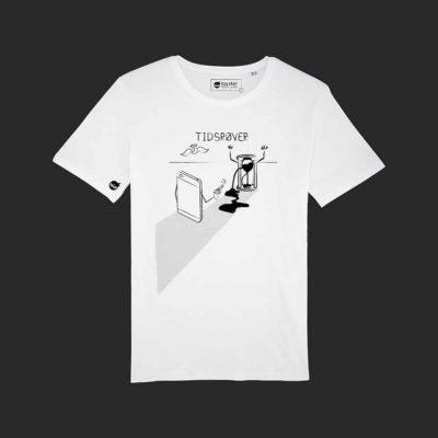 T-shirt Tidsrøver
